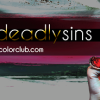 Fall is heating up with Color Club's Seven Deadly Sins