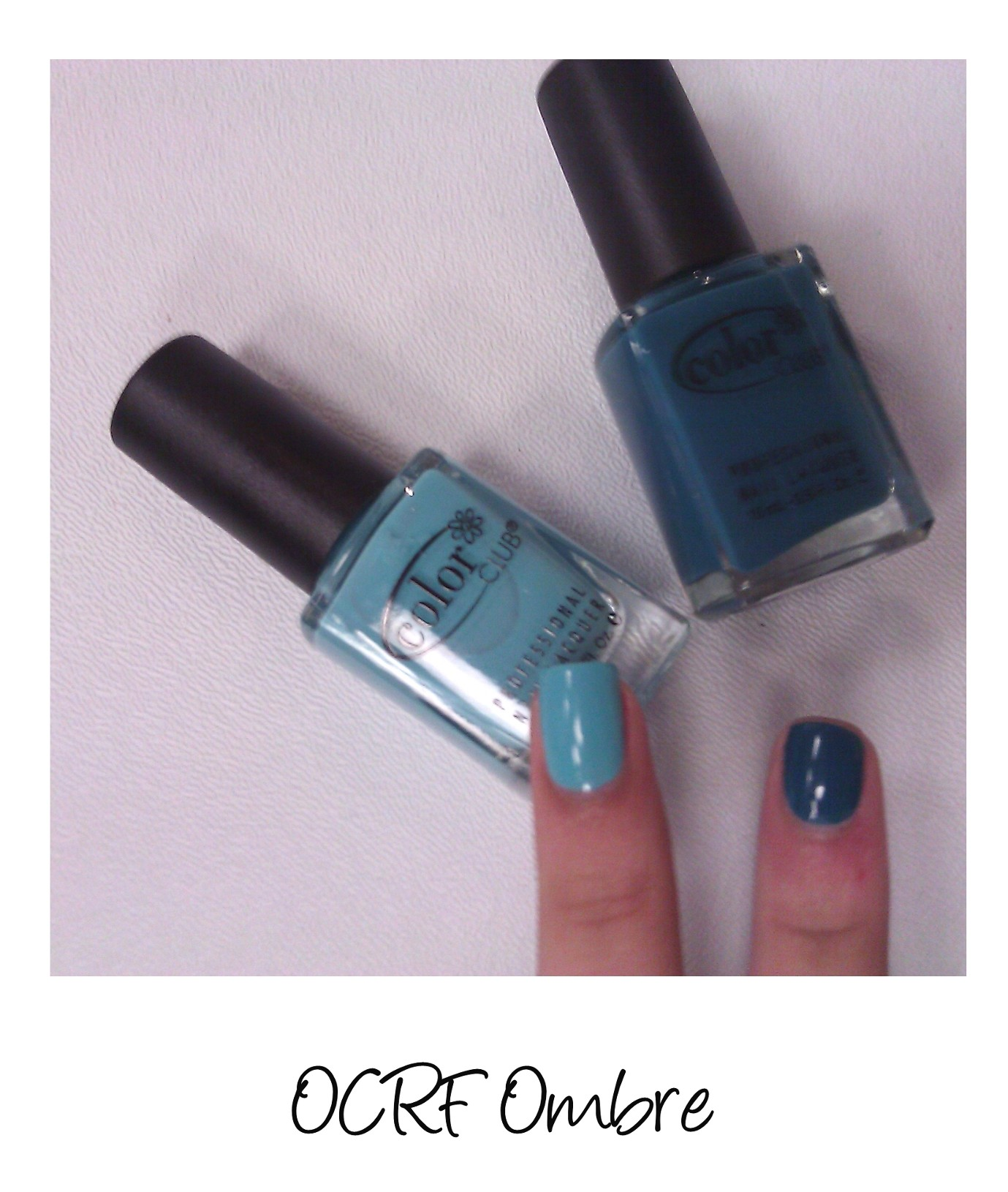 OCRF Ombre | Color Society BlogColor Society Blog