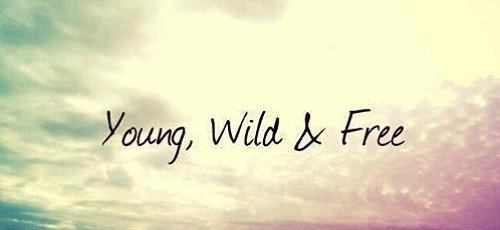 Young Wild And Free Quotes Tumblr: Color Society BlogColor Society Blog